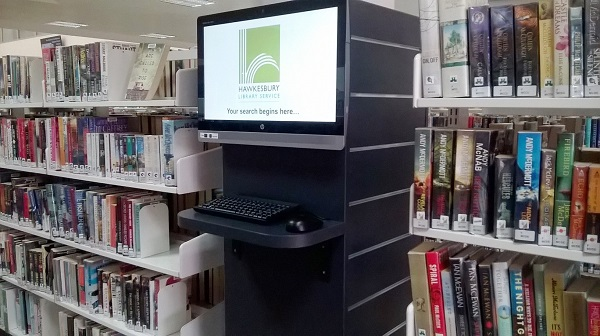 A major technology upgrade for Hawkesbury Library Service will benefit the community