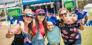 Australia Day at The Farm 1