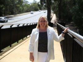 Mayor of The Hills Shire, Dr Michelle Byrne