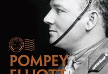 Pompey Elliott: In his own words book cover Credit: Ross McMullin