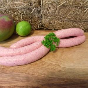 Pork Mango & Lime Sausage Hillstown Online Butcher