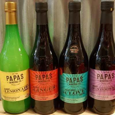 Papa's Cordials