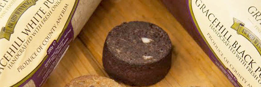 gracehill black pudding hillstown farm shop