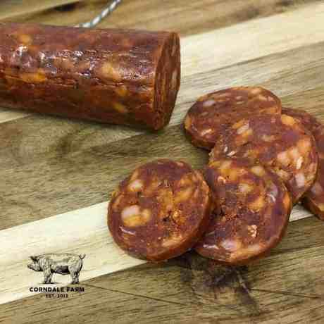 Corndale-Chorizo