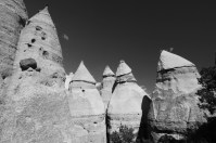 The tent rocks at eye level