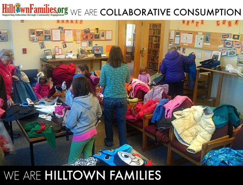We are Collaborative Consumption