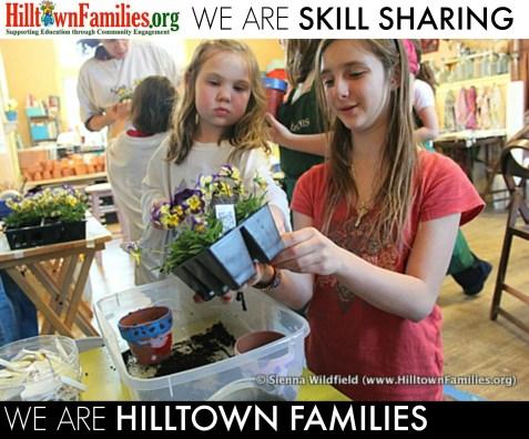 We are Skill Sharing