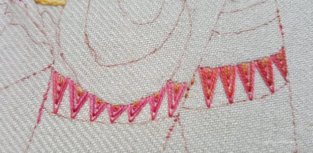 week 3 arrow stitch 4