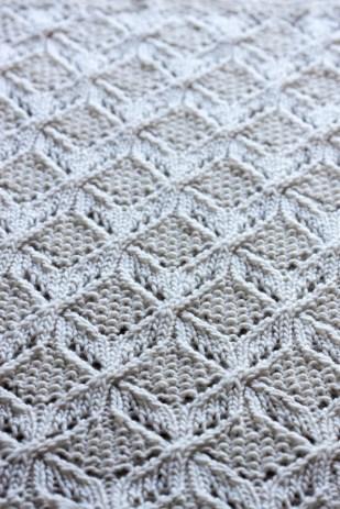 Detail of Umaro blanket