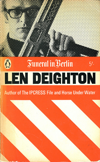 Cover of the 1964 Penguin paperback edition of Funeral In Berlin