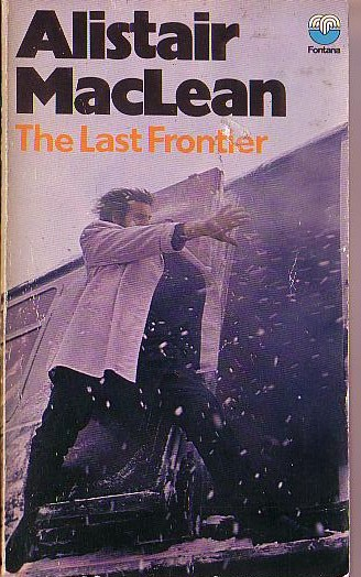 Early 1970s Fontana cover of The Last Frontier
