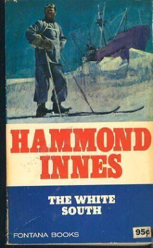 Cover of the 1960s American Fontana edition of The White South