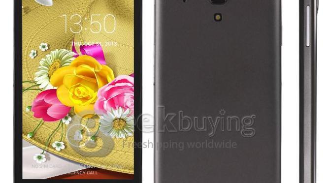 Teléfono móvil 4,7 Pulgadas, Android 4.2 por 55,53 €