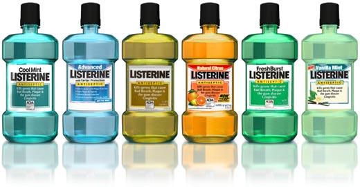 Promoción Listerine, 30 € gratis para cualquier dentista