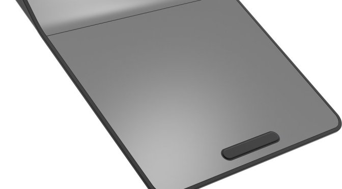 Touchpad Wacom Bamboo Light por 16 €!!!