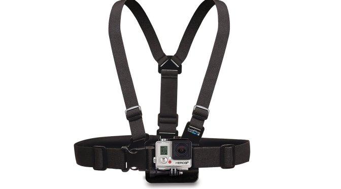 Chollo para los poseedores de una cámara GoPro, arnes de pecho