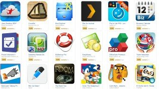 Chollazo!!! 100 € gratis en APPS de android