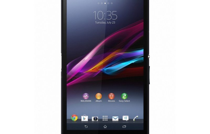 Chollo de gran teléfono, Sony Xperia Z Ultra por 233.10 € puesto en casa