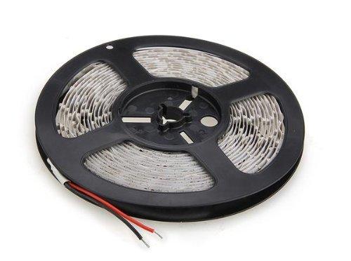 Tira de luz LED blanca 5 metros por 4,77 €, chollo!
