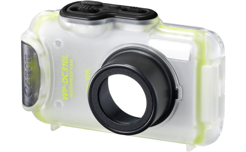 Carcasa para fotografía subacuática por 7,57 € chollo!