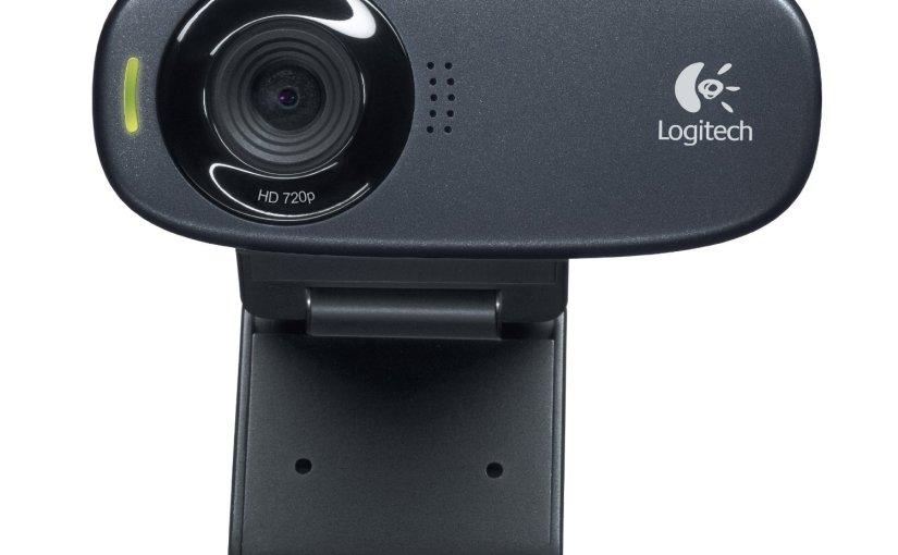 Webcam Logitech de calidad HD super barata 7,68 € chollazo
