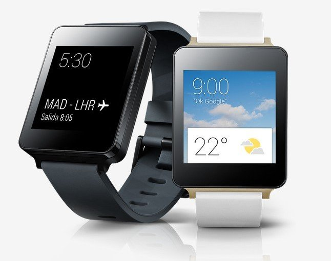 Chollo smartwatch LG G Watch por 99 €