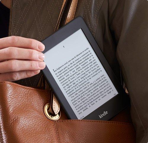 Chollazo sólo hoy! Kindle de Amazon rebajado de precio!
