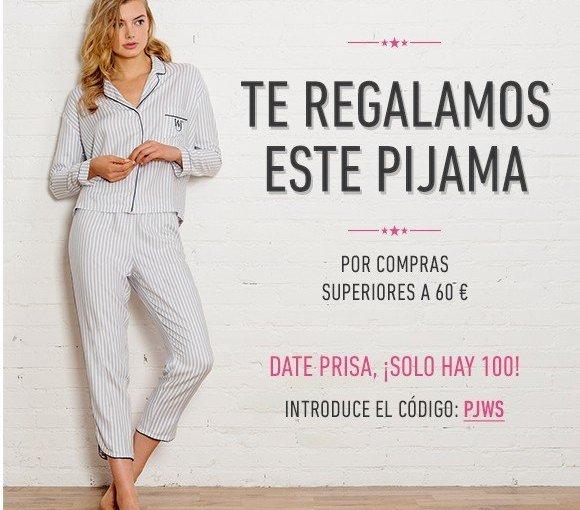 Chollo – Pijama de women'secret gratis!!
