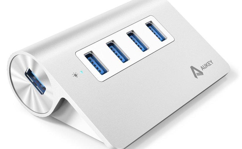 Review Hub USB 3.0 AUKEY