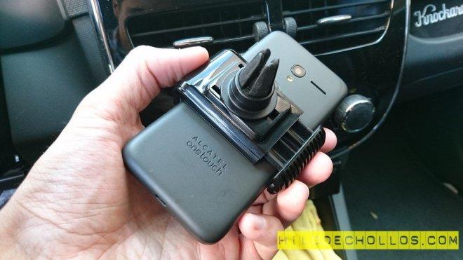 soporte iphone coche