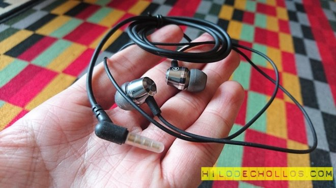 auriculares mpow con cable