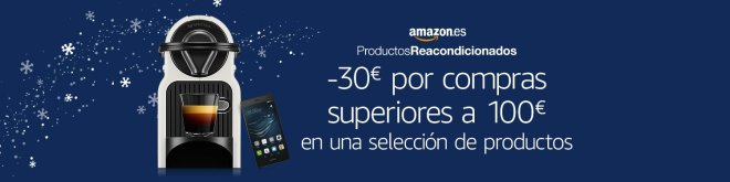 promoción amazon reacondicionados