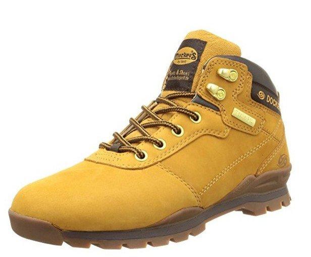 Chollo botas Dockers de piel auténtica por 25,40 €
