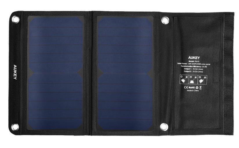 2 super cupones descuento para Cargador Solar y cargador de emergencia