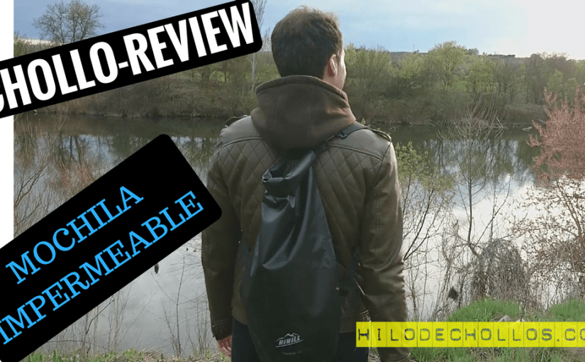 Chollo review bolsa impermeable con interfaz de audio HiHill