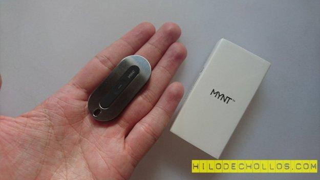 MYNT localizador de objetos