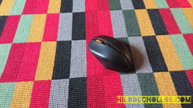 ratón sin cables