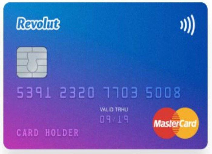 Consigue GRATIS una tarjeta REVOLUT y saca dinero GRATIS de los cajeros en cualquier pais