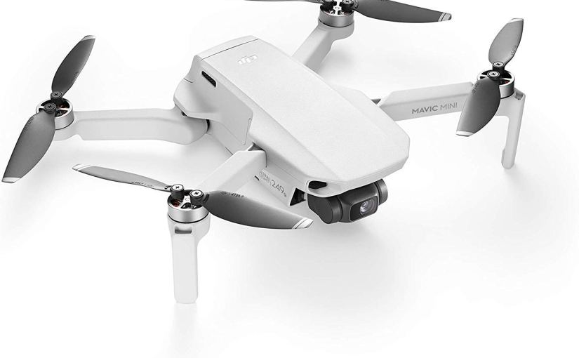 Dron DJI mini a precio interesante gracias a AMAZON