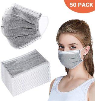 máscara de protección