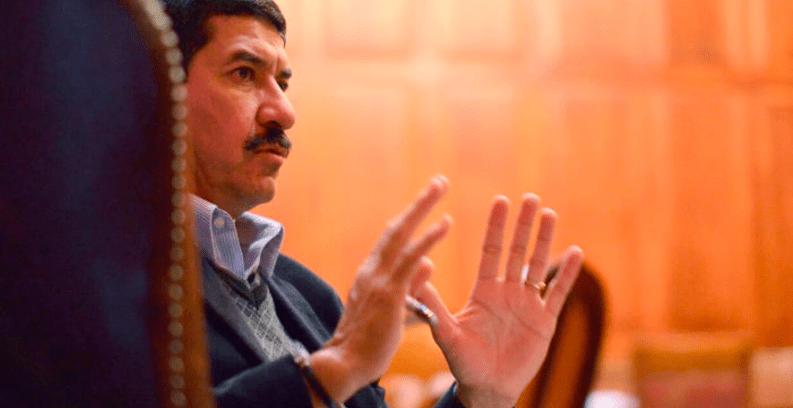 """Corral: mi gobierno, """"sin fuerza"""" para combatir al narco"""