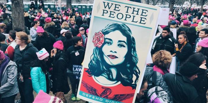 Las marchas de las mujeres en EU y el mundo en FOTOS