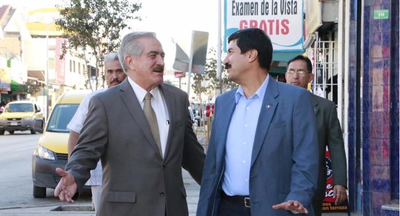 Patricio Martínez va otra vez por la alcaldía de Chihuahua