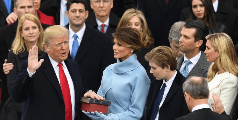 La toma de protesta de Donald Trump (EN VIVO)