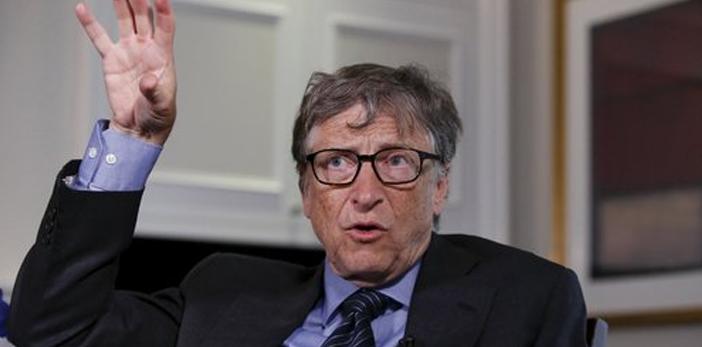 Urge Bill Gates a prepararse para el terrorismo biológico