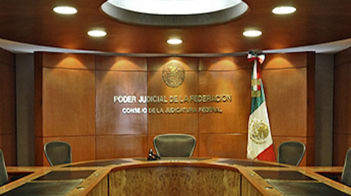 Documentan moches por obras en el Consejo de la Judicatura