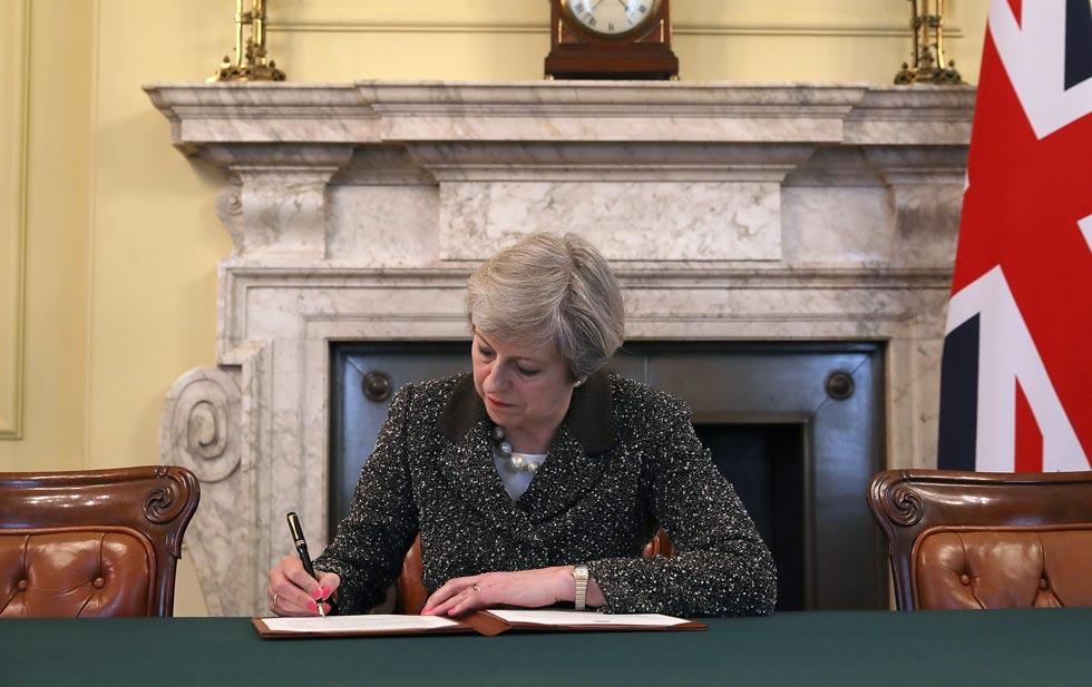 Reino Unido dice adiós a la Unión Europea