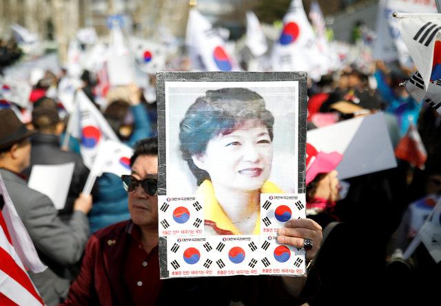 Alistan orden de arresto contra expresidenta de Corea del Sur