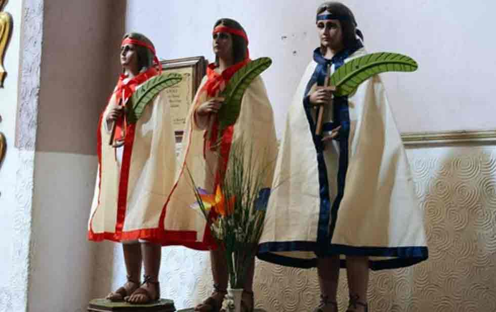 Papa aprueba canonización de los niños mártires de Tlaxcala