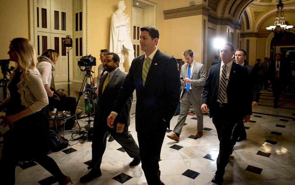 Republicanos dan marcha atrás en el Trumpcare